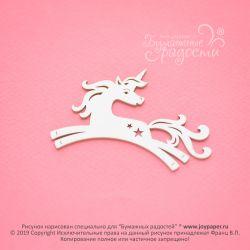 Чипборд. Единорог