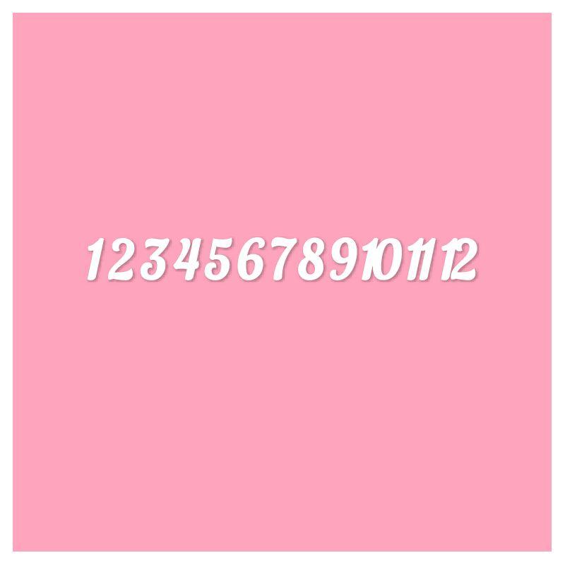 Чипборд. 1 2 3 4 5 6 7 8 9 10 11 12