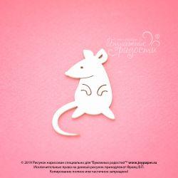 Чипборд. Крыса (мышка)