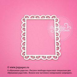 Прямоугольная рамочка