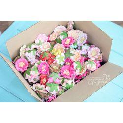 650+ шт цветочков из...