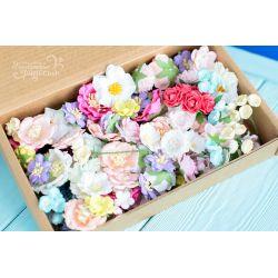 150+ шт цветочков из остатков! ПРЕДЛОЖЕНИЕ ОГРАНИЧЕНО!