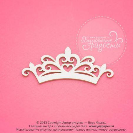 Ажурная корона