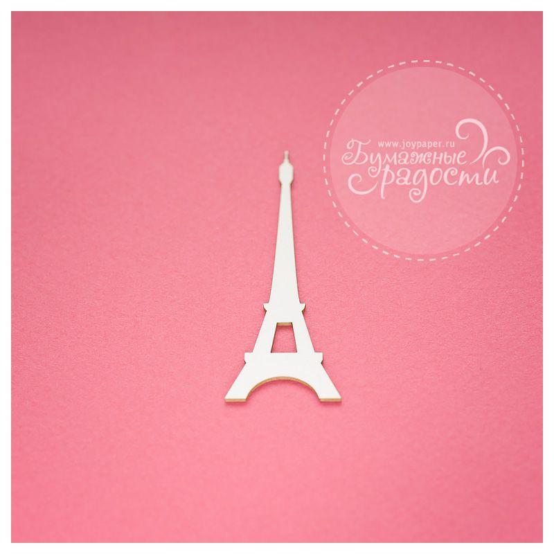 Чипборд. Эйфелева башня (Eiffel Tower)