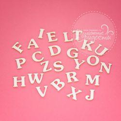Буквы латинского алфавита