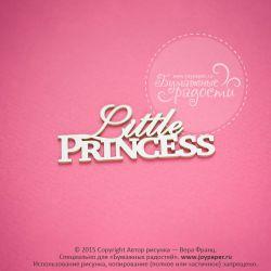 Чипборд. Little princess
