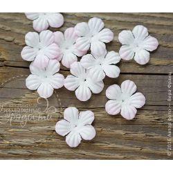 Лепесточки маленькие розово-белые 10 шт