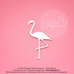 Чипборд. Фламинго