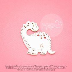 Чипборд. Динозаврик