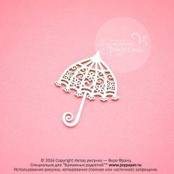 Винтажный зонтик