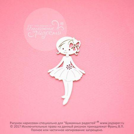 Маленькая балерина (гимнастка)