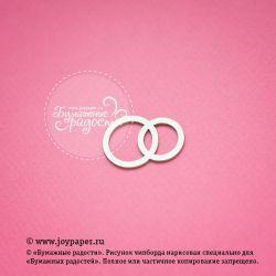 Чипборд. Обручальные кольца