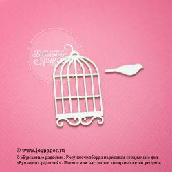 Птичка в клетке