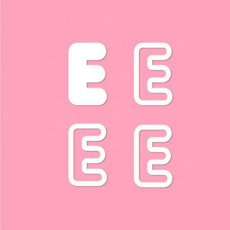 """Буква """"Е"""""""