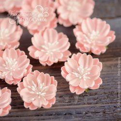 Кувшинки нежно-розовые 4 шт.