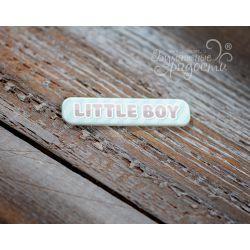 """Мини-табличка """"Little boy"""""""