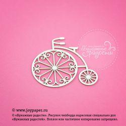 Винтажный велосипедик